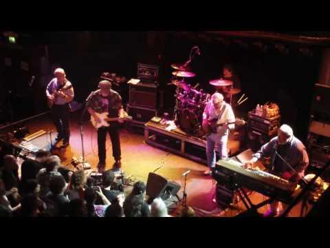 Radiators Great American Music Hall 4/20/2011
