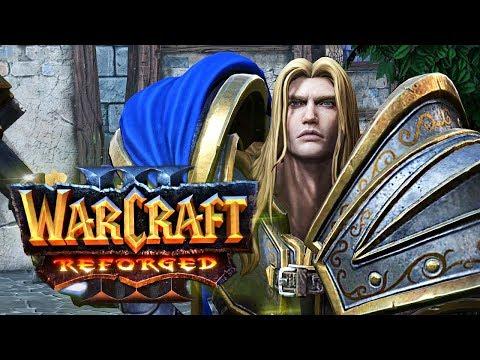 видео: ВОЗРОЖДЕНИЕ dota в warcraft iii reforged? / Сводка информации
