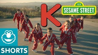 Sesame Street: K is for Karate