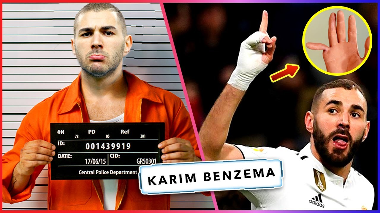 9 Things you didn't know about Karim Benzema