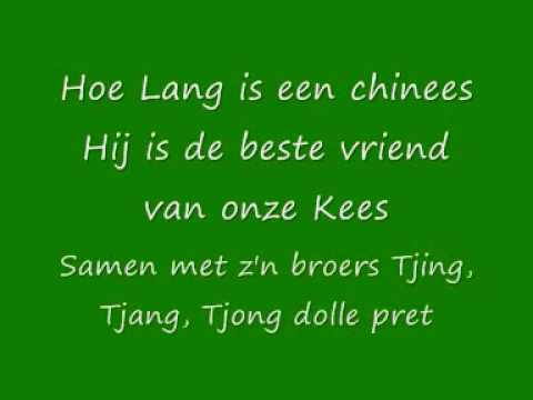Bc 't Zooike - Hoe Lang is een Chinees