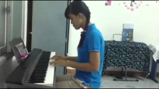 và em đã biết mình yêu - piano Ly Nguyen