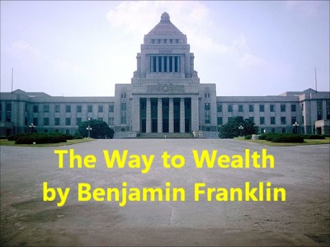 "BOOKS-ON-TAPE ""The Way To Wealth"" by Benjamin Franklin"