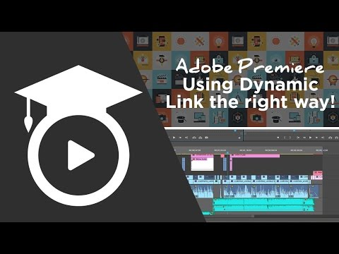 Dynamic Link Slow in Premiere - ⌛️This Little Tip Helps