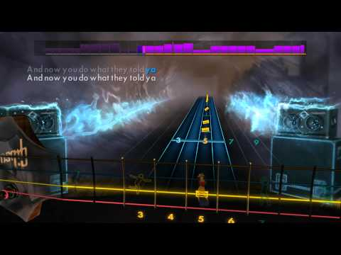 Rage Against the Machine - Killing in the Name (Rocksmith 2014 Bass) |