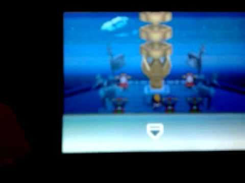 Shiny Ho-oh in my HeartGold after 6559 Soft Reset - YouTube