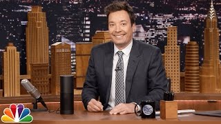 Jimmy Reveals a Few of Tonight Show