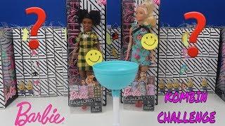 Yazı Tura Barbie Kombin Challenge! Kağıttan Ne Çıkarsa! Efsane Geri Döndü! Bidünya Oyuncak