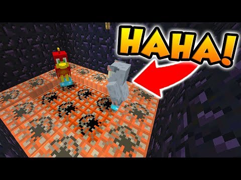 SETTING A TNT TRAP IN MINECRAFT HIDE AND SEEK! (Thor 3: Ragnarok Themed)