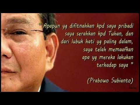 Seraut Wajah Prabowo For 2019