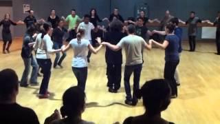 Cocek : Danse bulgare au stage Miz Du 2012