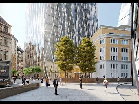 2020 Digital Lecture Series: Engineering New Architecture: 100 Leadenhall