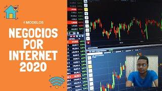 Negocios por Internet Potenciales para el 2020