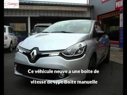 renault clio iv diesel neuve 16400 youtube. Black Bedroom Furniture Sets. Home Design Ideas