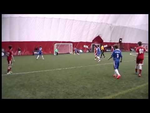 B&H Youth Soccer Club 2015 The Private Bank Fire Pitch League Game 10