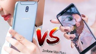 So sánh Galaxy J7 Pro và Zenfone Max Plus M1: Giá giảm cực sâu, lựa chọn tuyệt vời