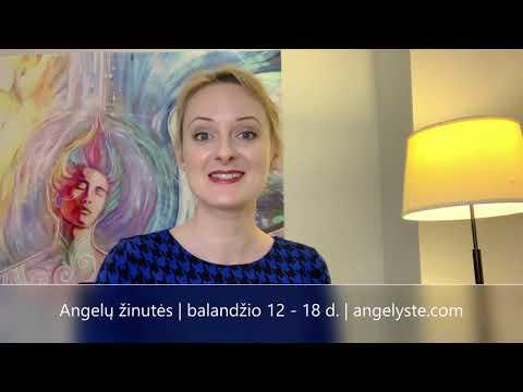 Angelų prognozė: balandžio 12 –  18 d.