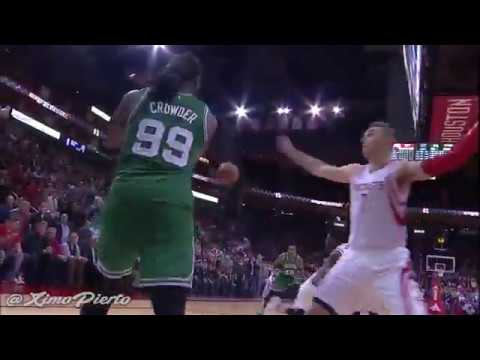 Al Horford Misses Easy Game Winner Celtics vs Rockets December 5 2016 2016 17 NBA Season