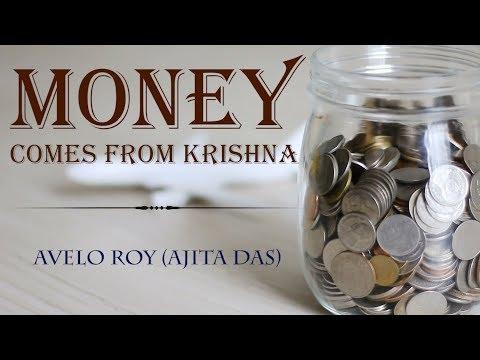 Money, Krishna, And Us   Avelo Roy