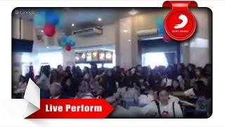 "Launching Album TheOvertunes ""SELAMANYA"" Live @KFC Kemang"