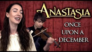 Minniva Andamp Alexander Rybak - Once Upon A December Cover