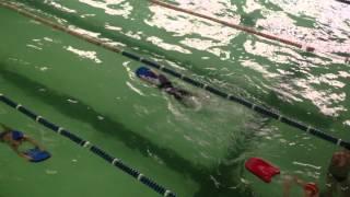 бассейн первые уроки