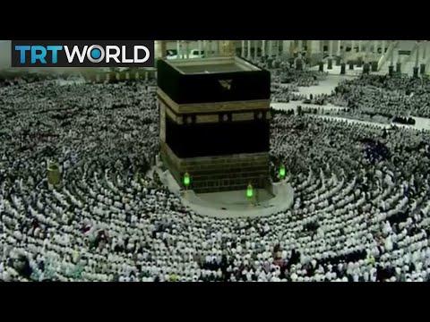 Hajj 2017: Millions of Muslims take part in pilgrimage