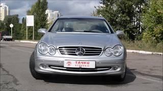Mercedes-Benz CLK 320 coupe 2002