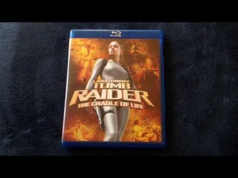 Lara Croft: Tomb Raider - The Cradle of Life Blu-ray Unboxing