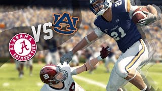 Playing Alabama in the Iron Bowl // NCAA 14 Road to Glory EP 11