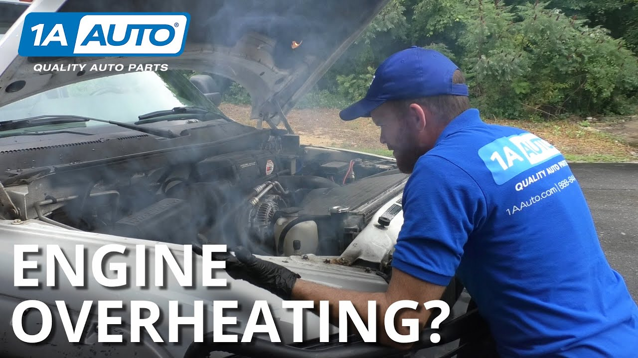 Why is Steam Coming Out of My Hood? How to Diagnose Overheated Engine