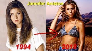 Friends Cast Transformation 1994 - 2018 || Friends Stars Then And Now