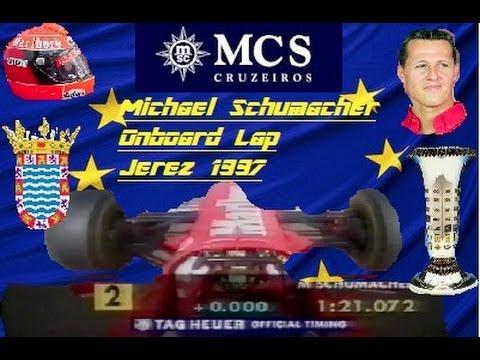 F1 1997 - European Gran Prix [Jerez de La Frontera] - Michael Schumacher Onboard Lap [Quali]