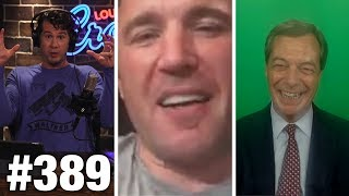 #389 | INSIDE GOOGLE'S LEFTWING DYSTOPIA | Owen, Nigel Farage, Chael Sonnen | Louder With Crowder
