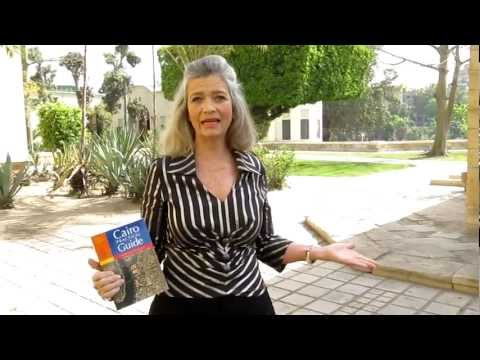 """Visiting Monasterli Palace gardens with the author of """"Cairo Practical Guide"""" (AUC Press, 2012)"""