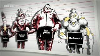 (Doku in HD) Die Cholesterin-Lüge