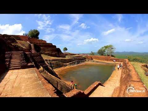Ancient City of Sigiriya in 1 Minute - 360View.lk