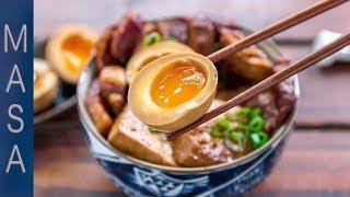 簡單Toro半熟糖心蛋/Ramen Eggs |MASAの料理ABC