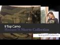 9 Top Camo Women'S Shorts Collection Spring 2017 Collection