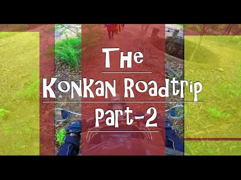 The Konkan Roadtrip Part-2|Tripping on the Konkan Roads|Royal Enfield Classic 500.