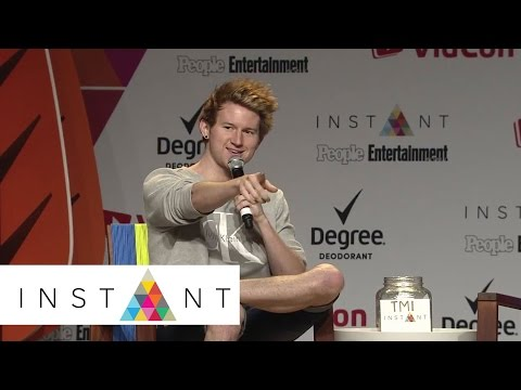 RICKY DILLON Interview | Instant Exclusive | INSTANT