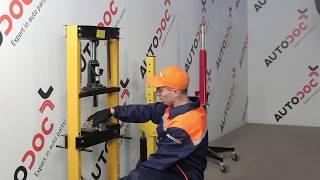 Sostituire Silent block ponte è semplice - video e manuali di assistenza e manutenzione