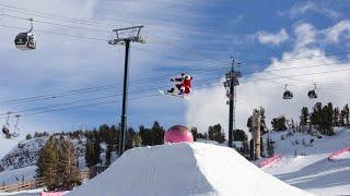 Santa Visits Main Park