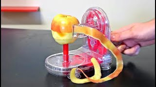 5 Apple Peelers put to the Test