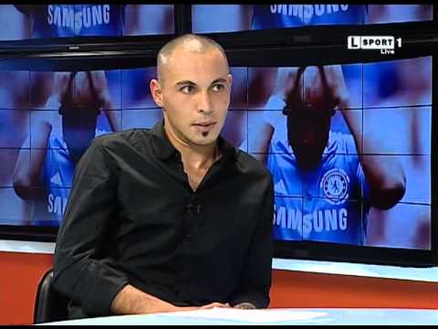 MUSTAFA GANFOUD on Libya sport ch