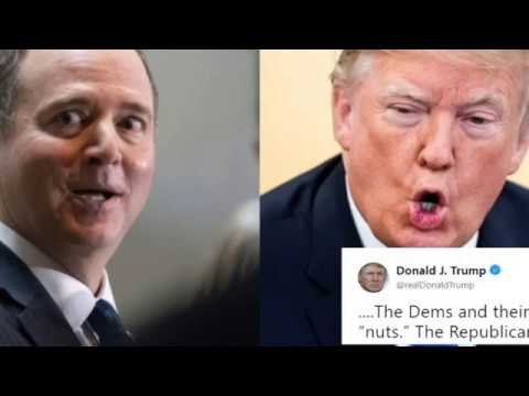 """Adam Schiff just brilliantly dunked on Trump for accusing him of """"stealing his people"""""""