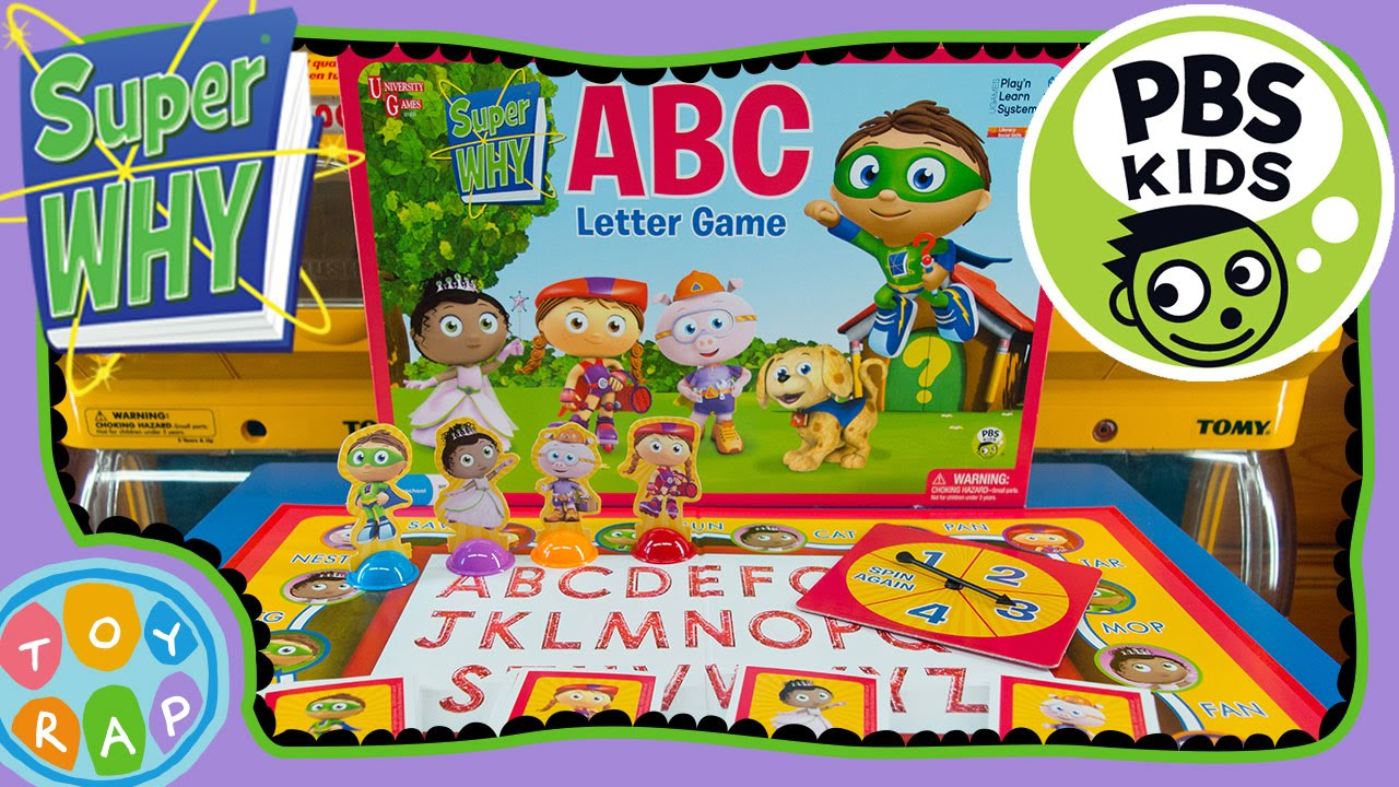 Learning to Read | Educational Games | ABCmouse