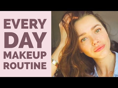 Everyday Makeup Routine+ Tips 2017 | Mommy / Model Go To Look