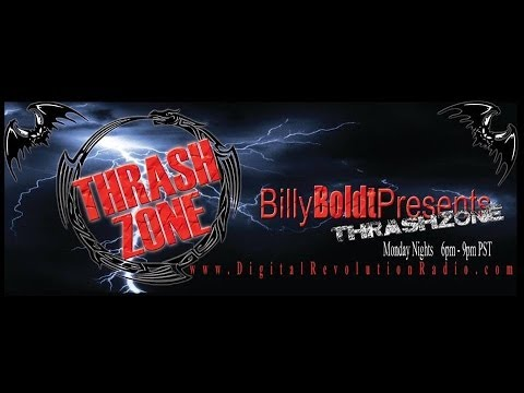 Thrash Zone with Patrick Donovan, April Jones, Chris Baker, Jake Mattison
