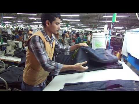 Garments checking process